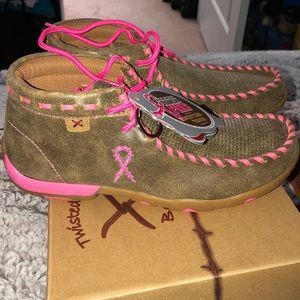 Twisted X Boots Driving Mocs